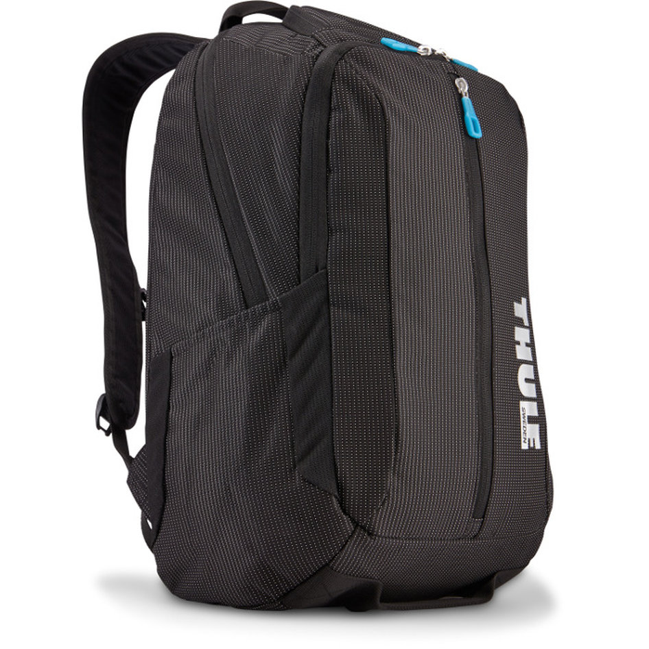 THULE TCBP317K Black Nylon Backpack for 15\