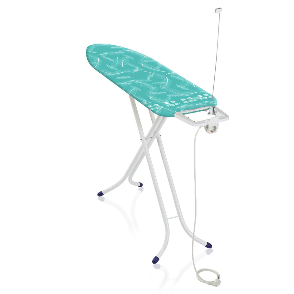 LEIFHEIT 72586 IRONING BOARD AIRBOARD M COMPACT PLUS BLUE
