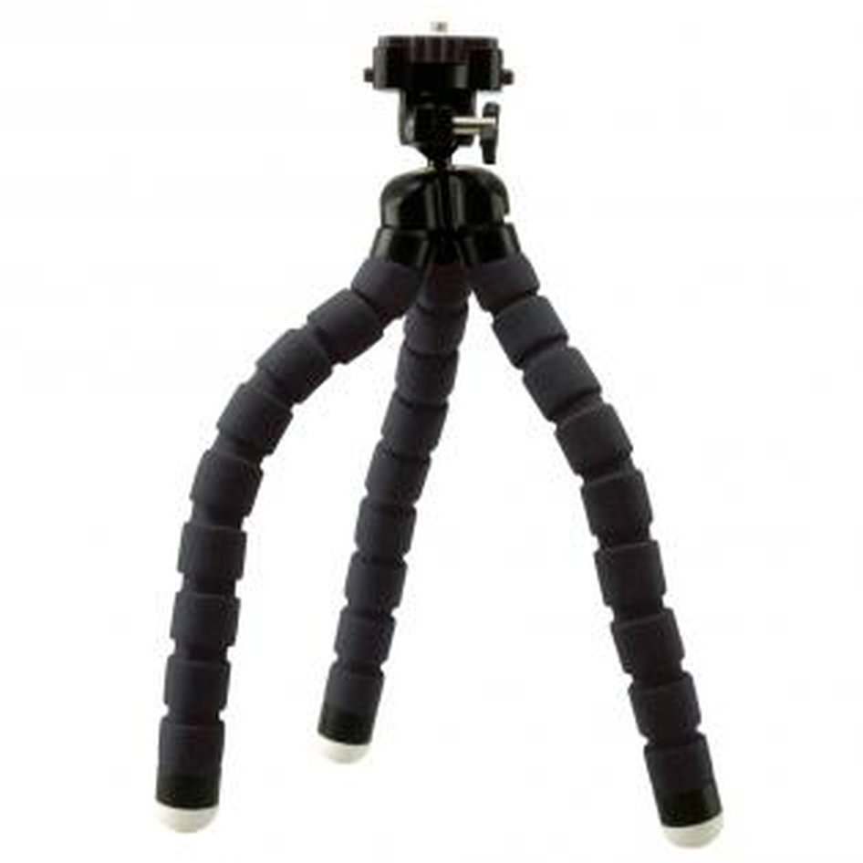 Rollei 20797 Monkey Pod flexible Tabletripod Black