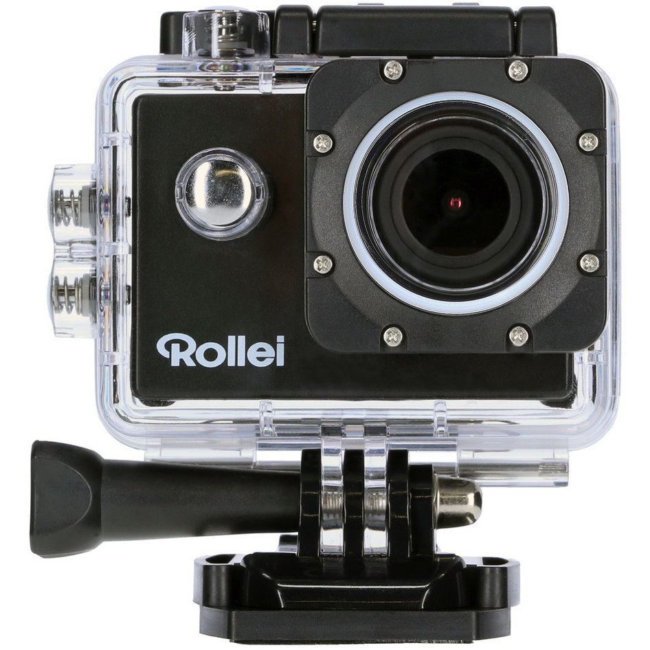 Rollei 40321 Actioncam 540 Black