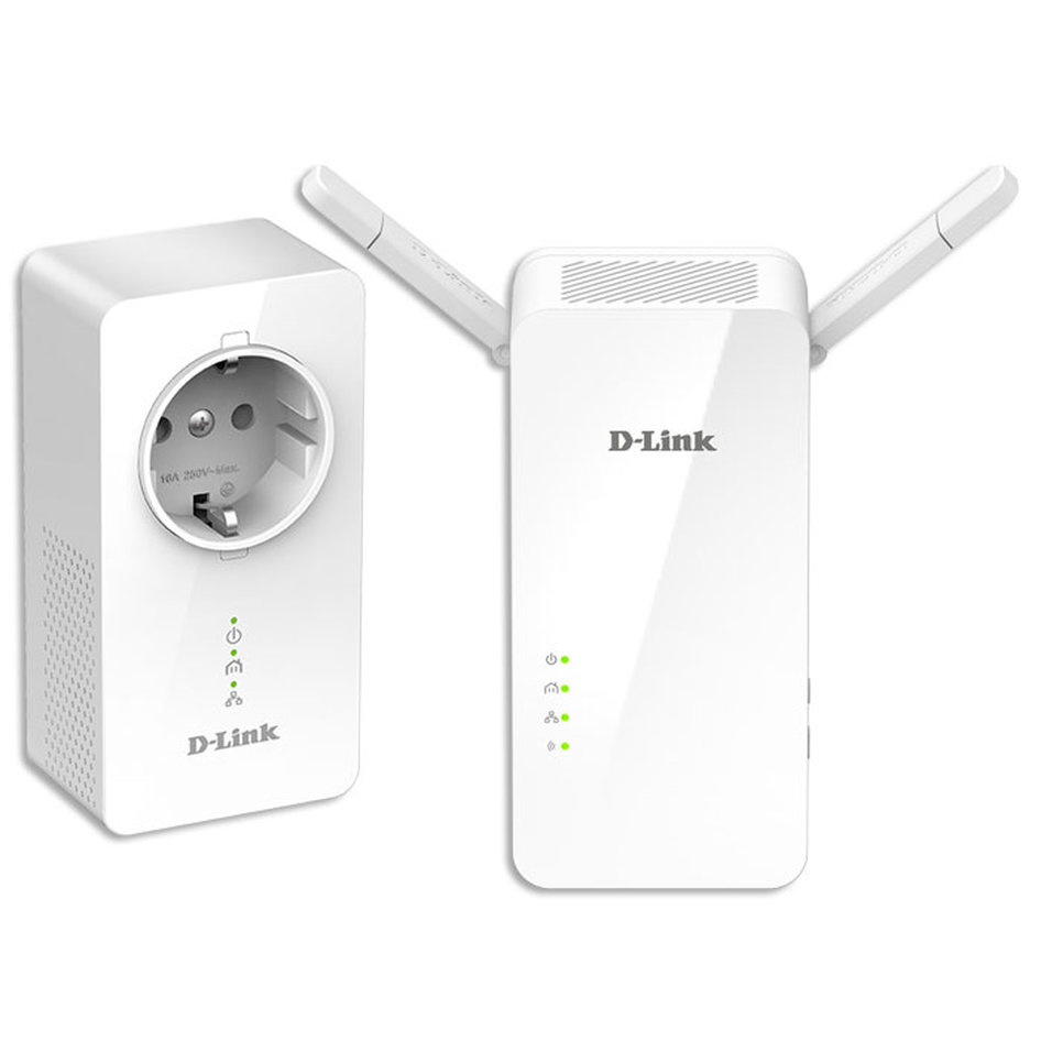 PowerLine AV1000 Wi-Fi AC Starter Kit