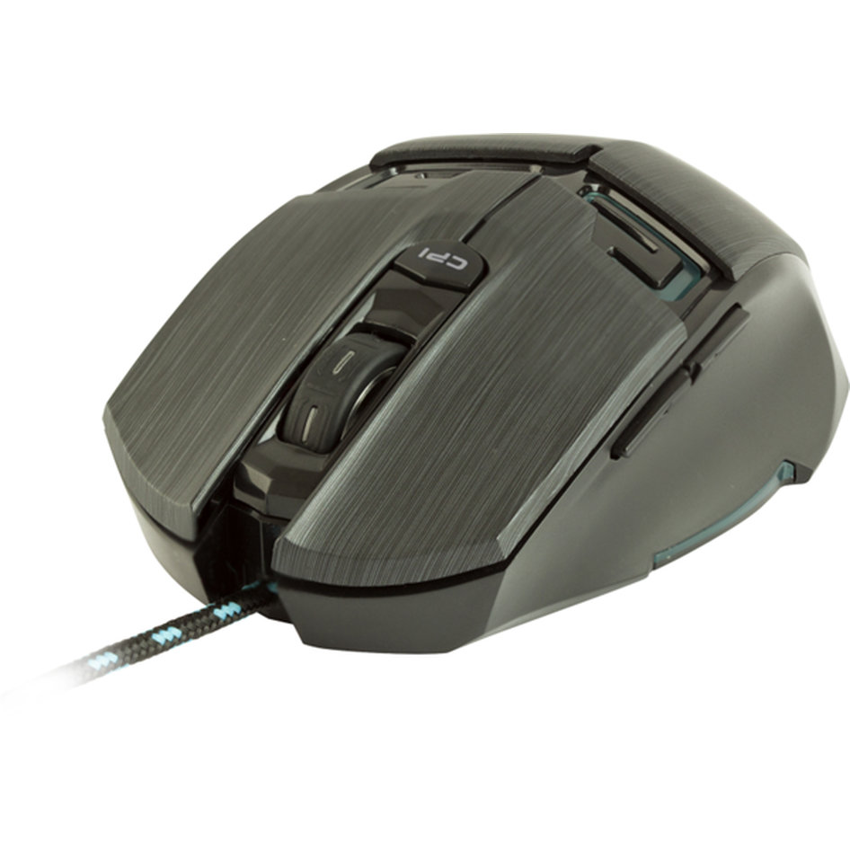 Yenkee Gaming Mouse Shadow Μαύρο YMS 3007