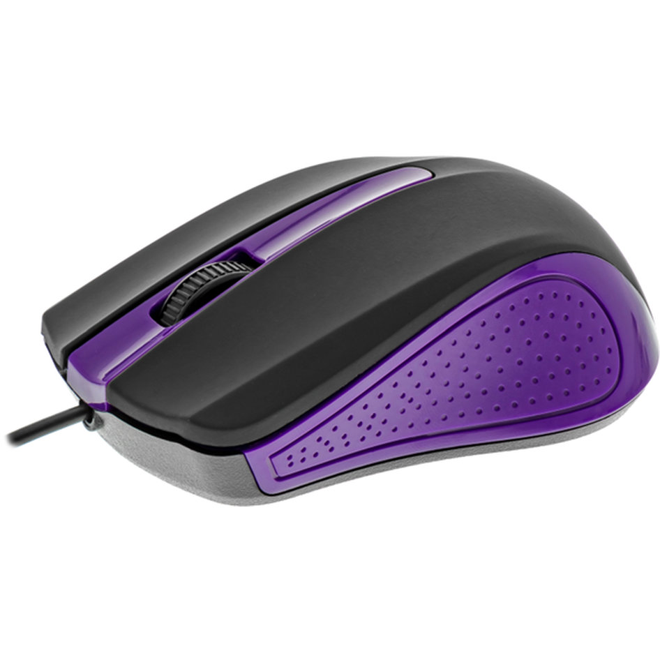 Yenkee Optical Mouse 1015 Μωβ YMS 1015PE