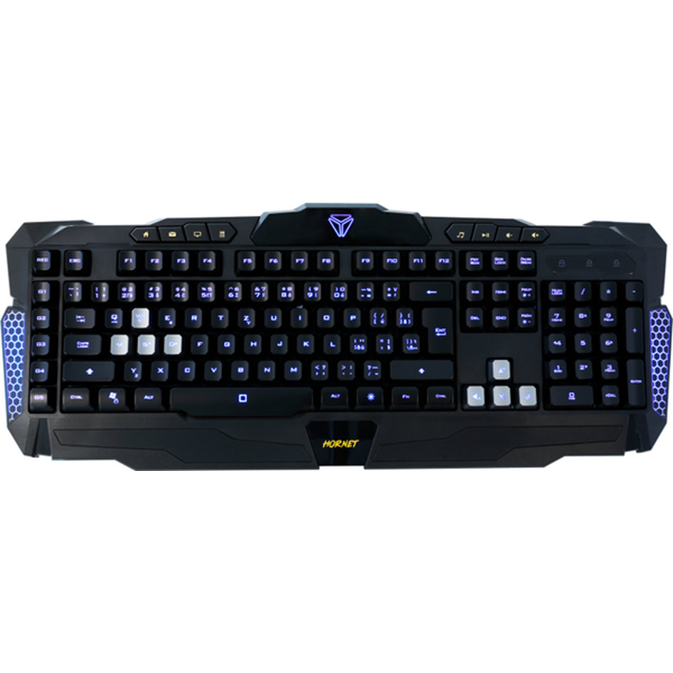 Yenkee Gaming USB Keyboard Hornet YKB 3300