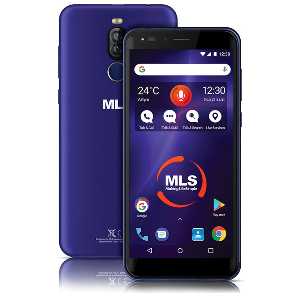 MLS DX LITE 3G 5