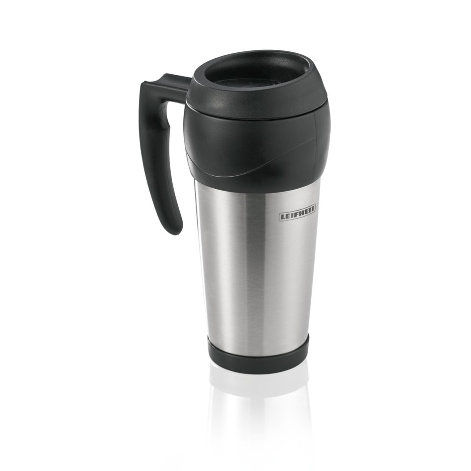 LEIFHEIT 25769 INSULATION MUG BLACK