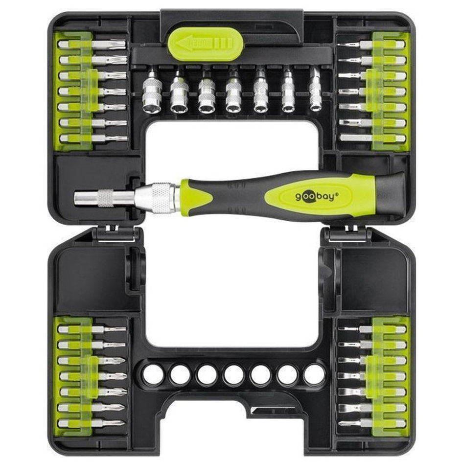 74003 37-piece precision screwdriver set for precision screwing