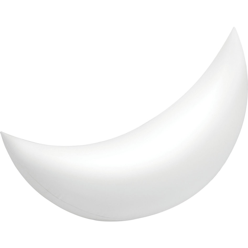 LED Floating Crescent