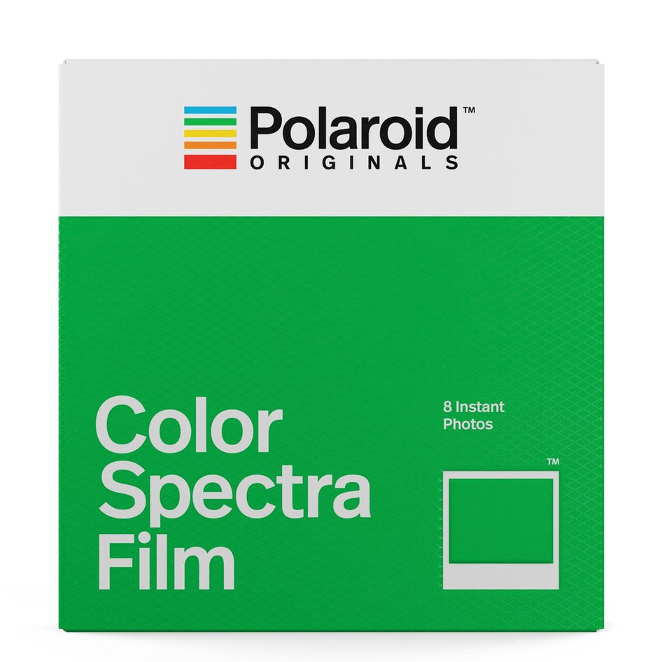 Polaroid Color film for Image/Spectra