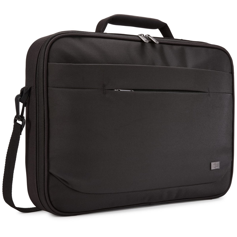 CASE LOGIC ADVB-116 BLACK Advantage Laptop Clamshell Bag 15.6