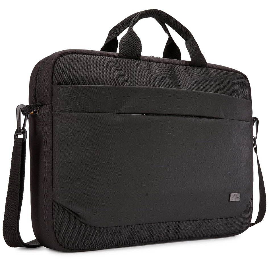 CASE LOGIC ADVA-116 BLACK Advantage Laptop Attache 15.6\