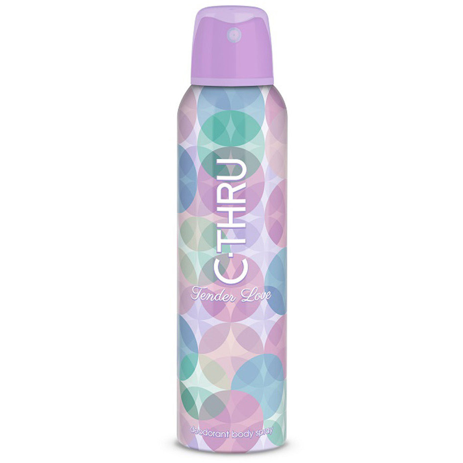C-THRU FR DEO SPR TEND LOVE 150ML P R16