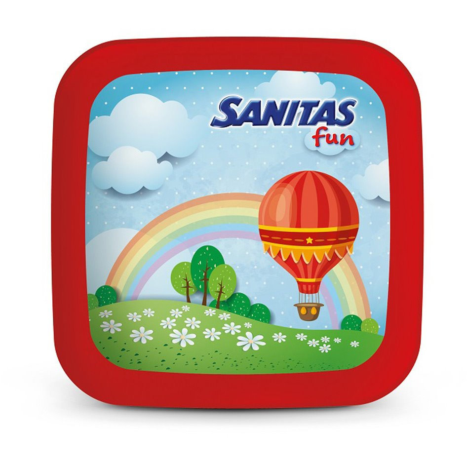 SANITAS FUN TOAST BOX 527ml
