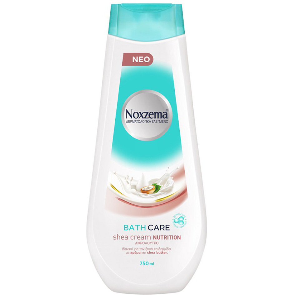 NOXZEMA BATH FOAM CREAM NUTRI 750ML R17