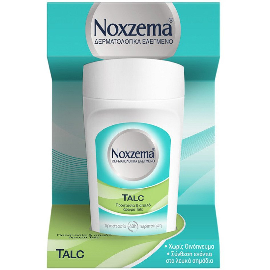 NOXZEMA ROLL ON TALC 50ML R17
