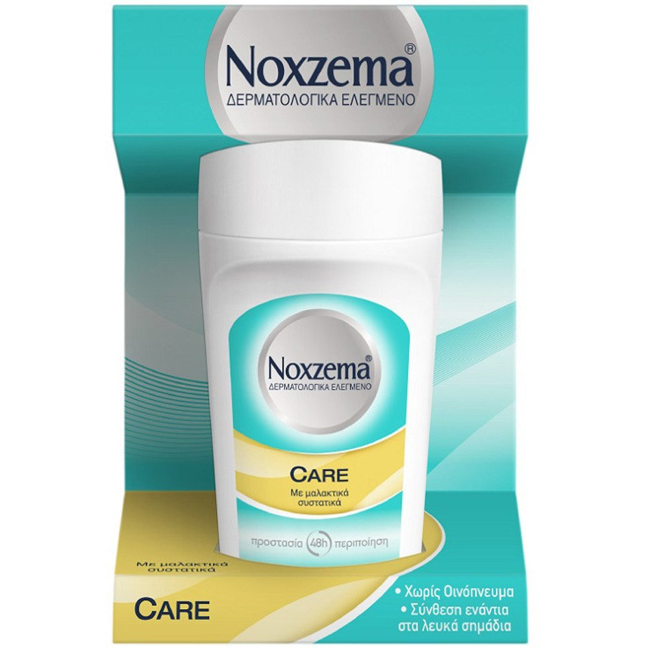 NOXZEMA ROLL ON CARE 50ML R17