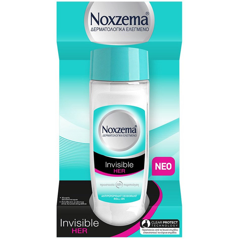 NOXZEMA ROLL ON INVISIBL HER G 50ML17