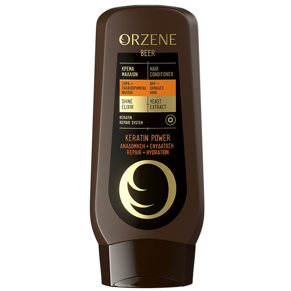 ORZENE CONDITIONER DRY/KERATIN POWER 250ML R17