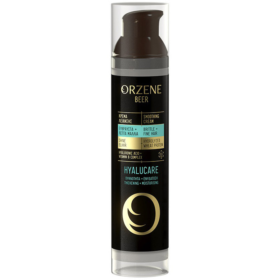 ORZENE SMOOTHING CREAM HYALUCARE 100ML R17