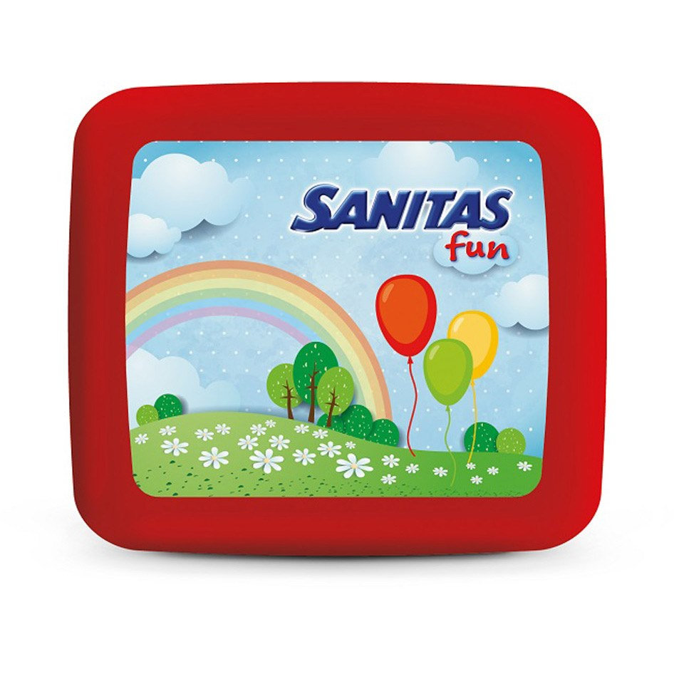 SANITAS FUN COOKIE BOX 175ml