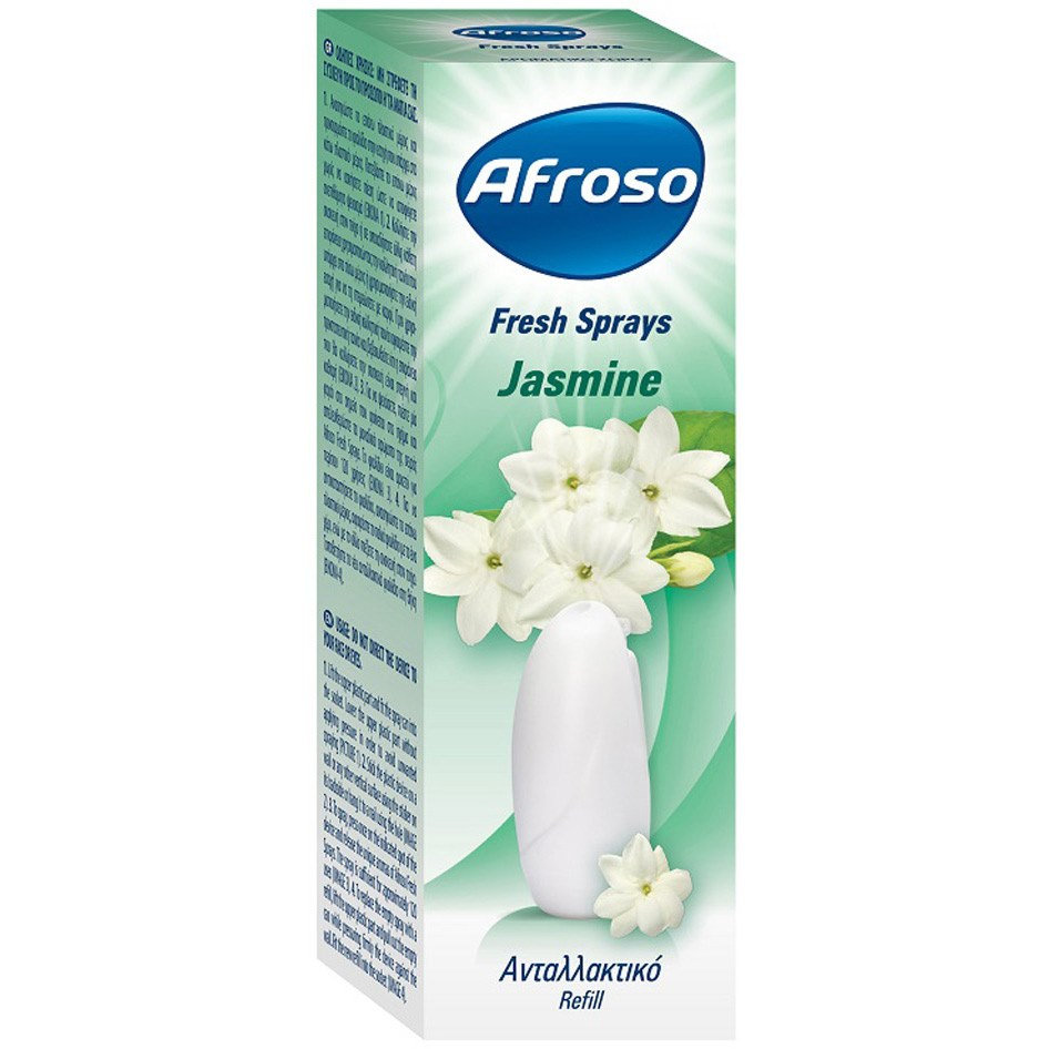 AFROSO FRESH SPRAY JASMINE REF R17