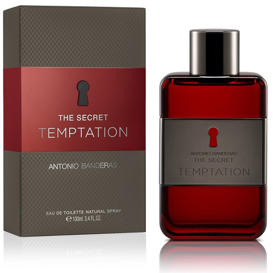 AB THE SECRET TEMPTATION EAU DE TOILETTE 50ML