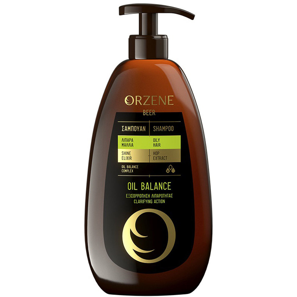 ORZENE SHAMPOO OILY/OIL BALANCE 750ML R17