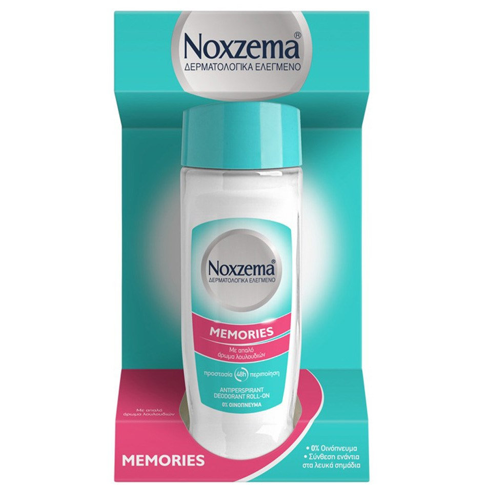 NOXZEMA ROLL ON MEMORIES 50ML R19