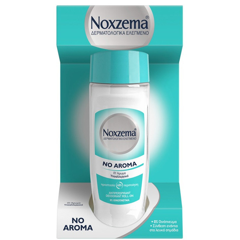 NOXZEMA ROLL ON NO AROMA 50ML R19