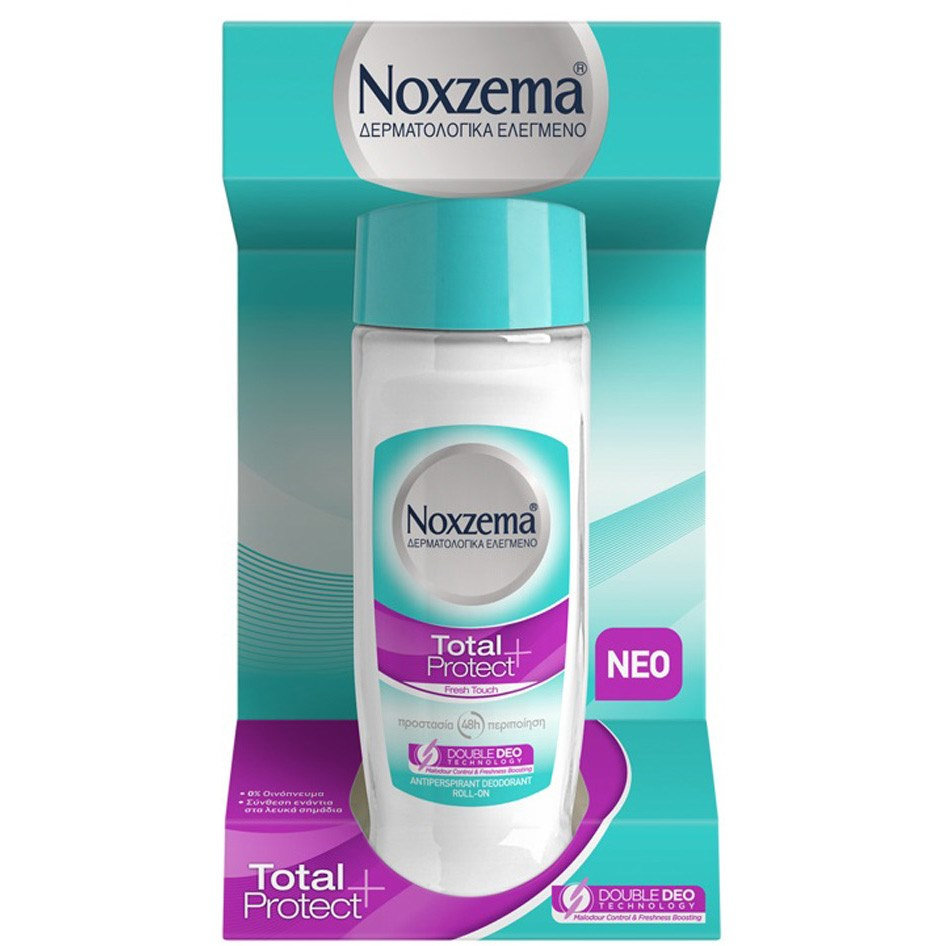 NOXZEMA ROLL ON PROTECT+ TOUCH 50ML R19