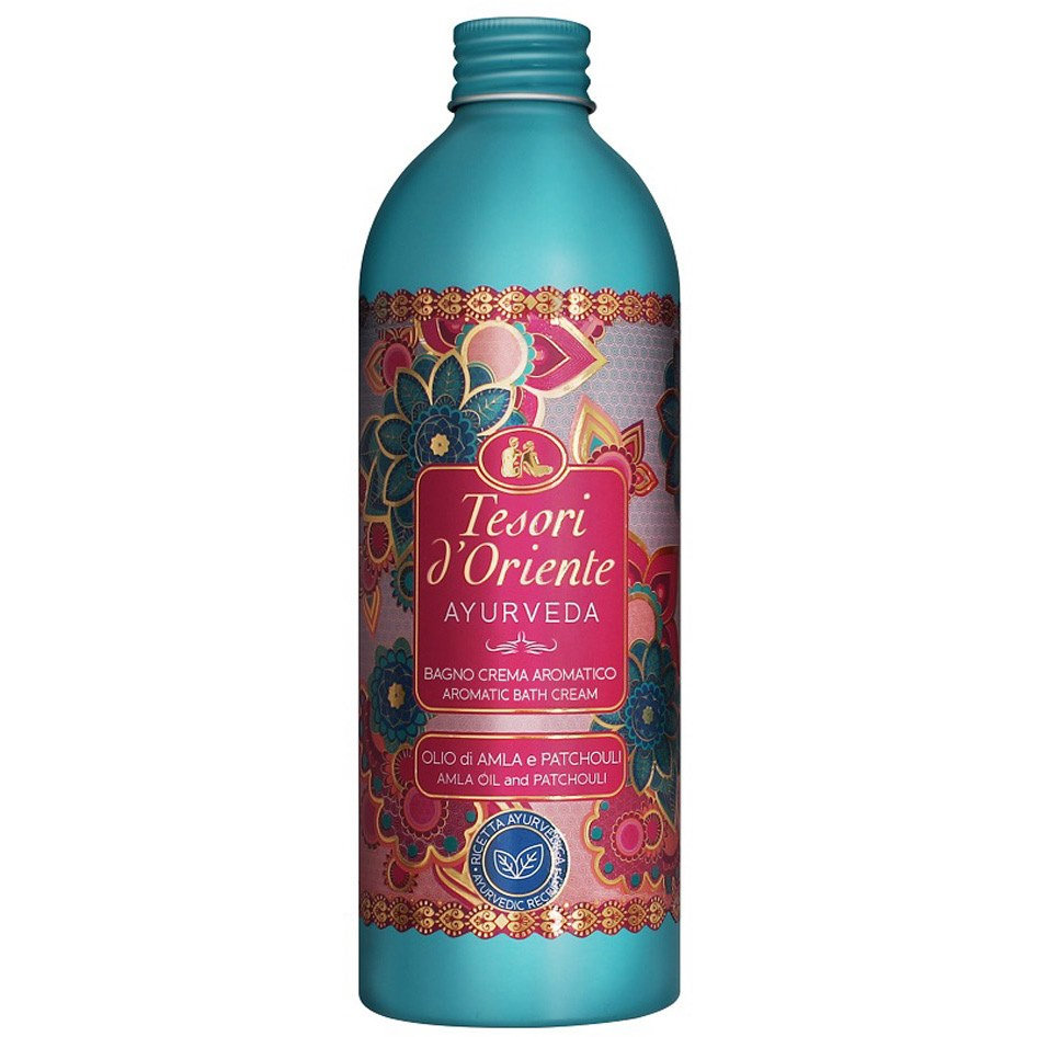 TESORI D'ORIENTE AYURVEDA BATH CREAM 500 ML