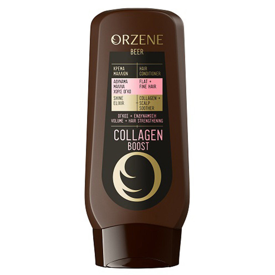 ORZENE CONDITIONER COLLAGEN BOOST 250ML R18