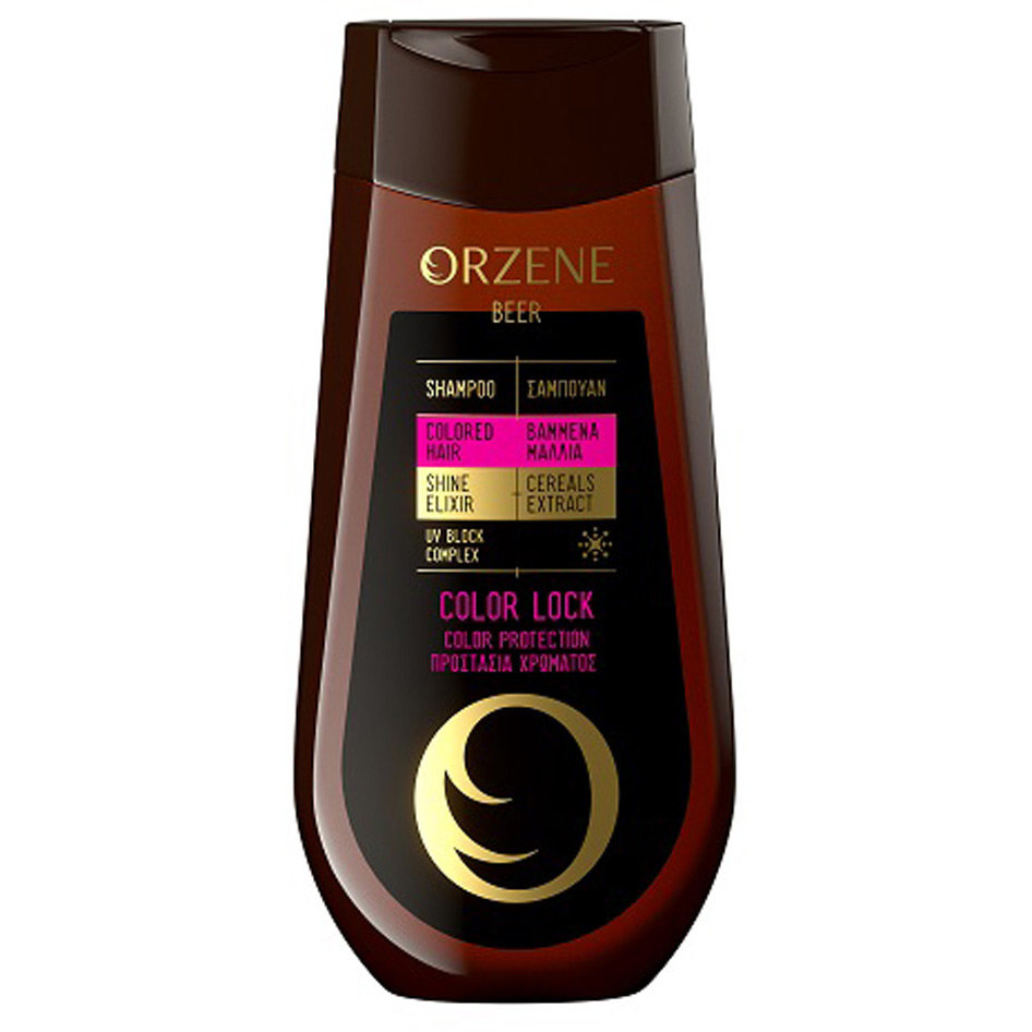 ORZENE SHAMPΟΟ COLOR LOCK 250ML R18