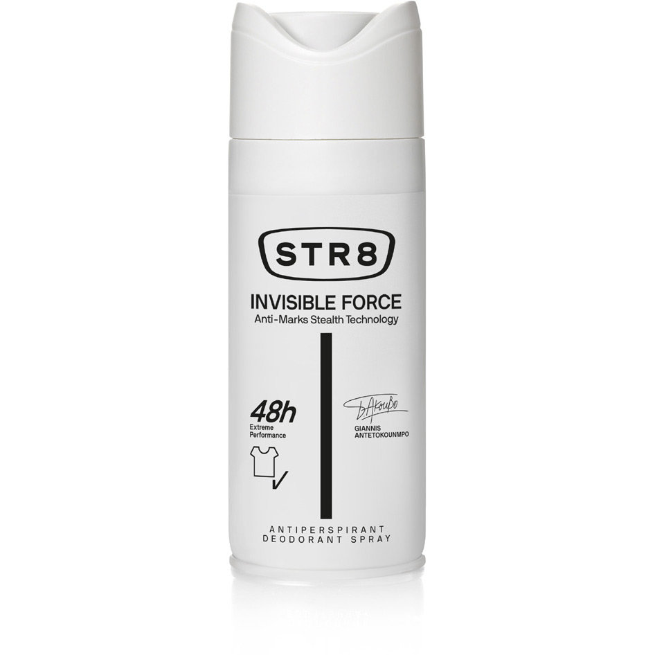 STR8 APDO SPRAY INVISIBLE FORCE 150MLR19