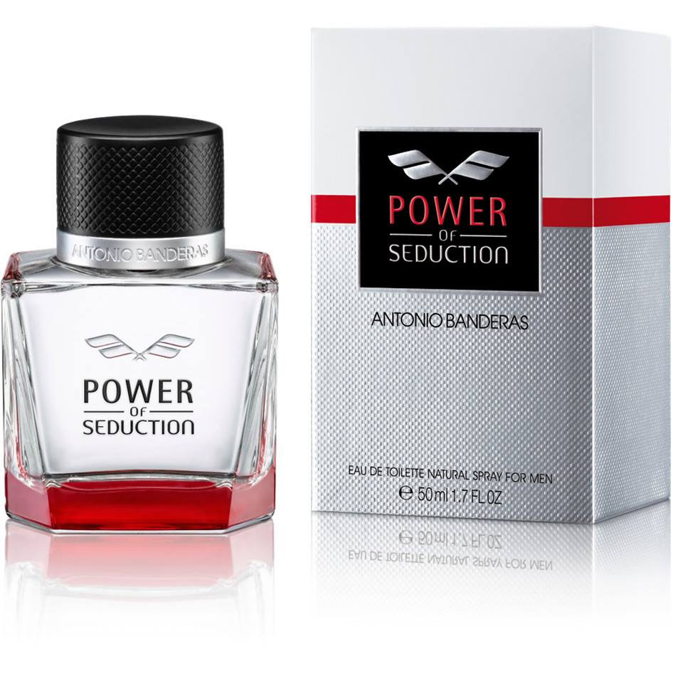 AB POWER OF SEDUCTION EAU DE TOILETTE 50ML