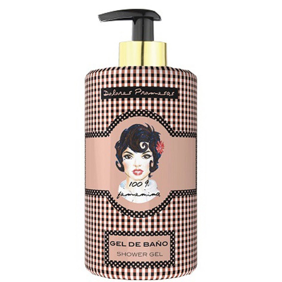 DOLORES PROMESAS SHOWER GEL 750ML