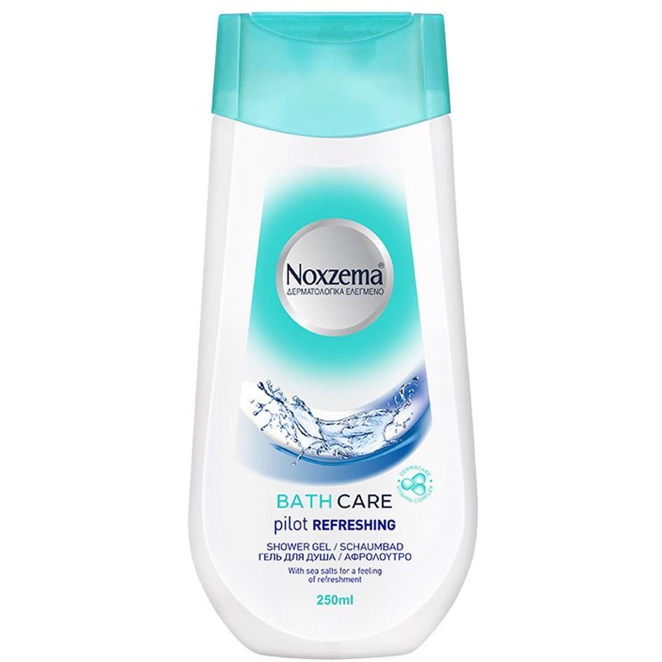 NOXZEMA SHOWER GEL PILOT 250ML R18