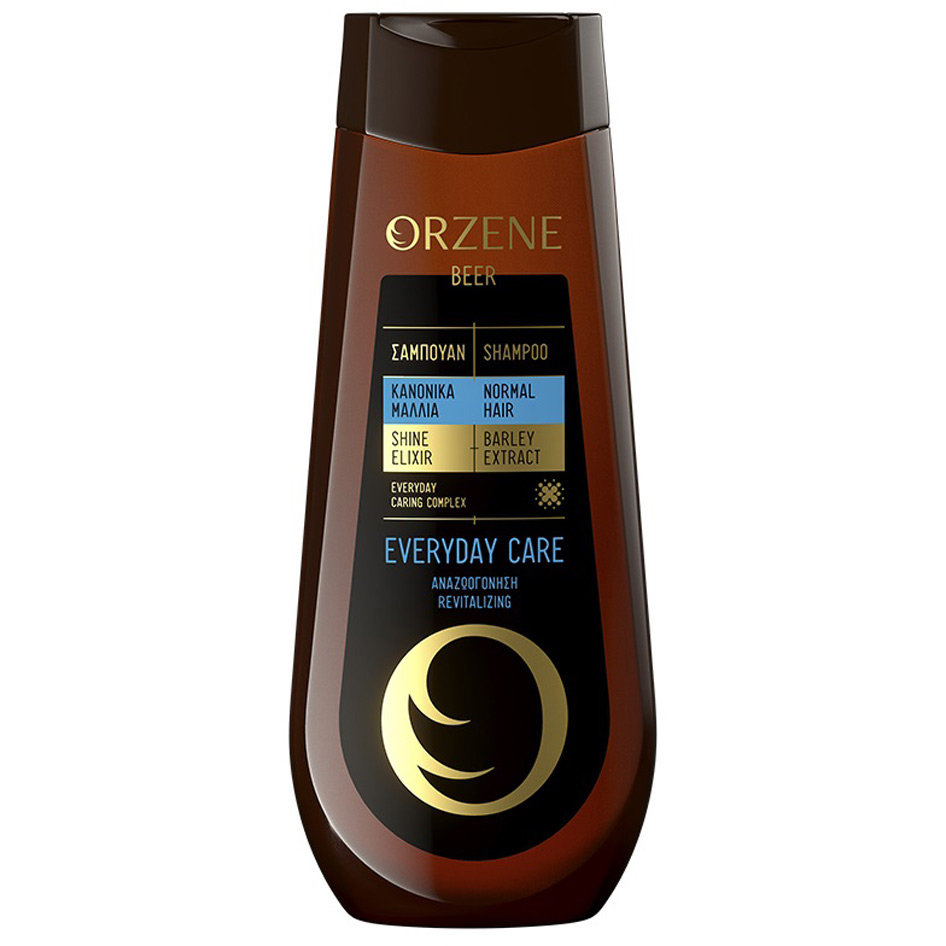 ORZENE SHAMPOO NORMAL/EVERYDAY CAR 400ML R18