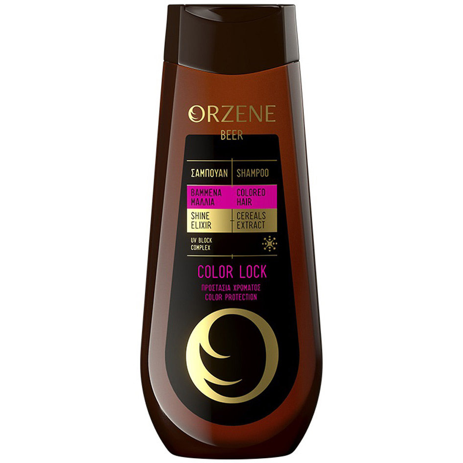 ORZENE SHAMPOO COLORED/COLOR LOCK 400ML R18