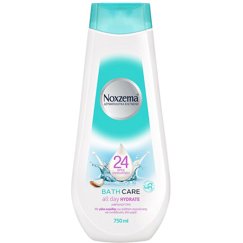 NOXZEMA BATH FOAM 24H HYDRATION 750MLR19