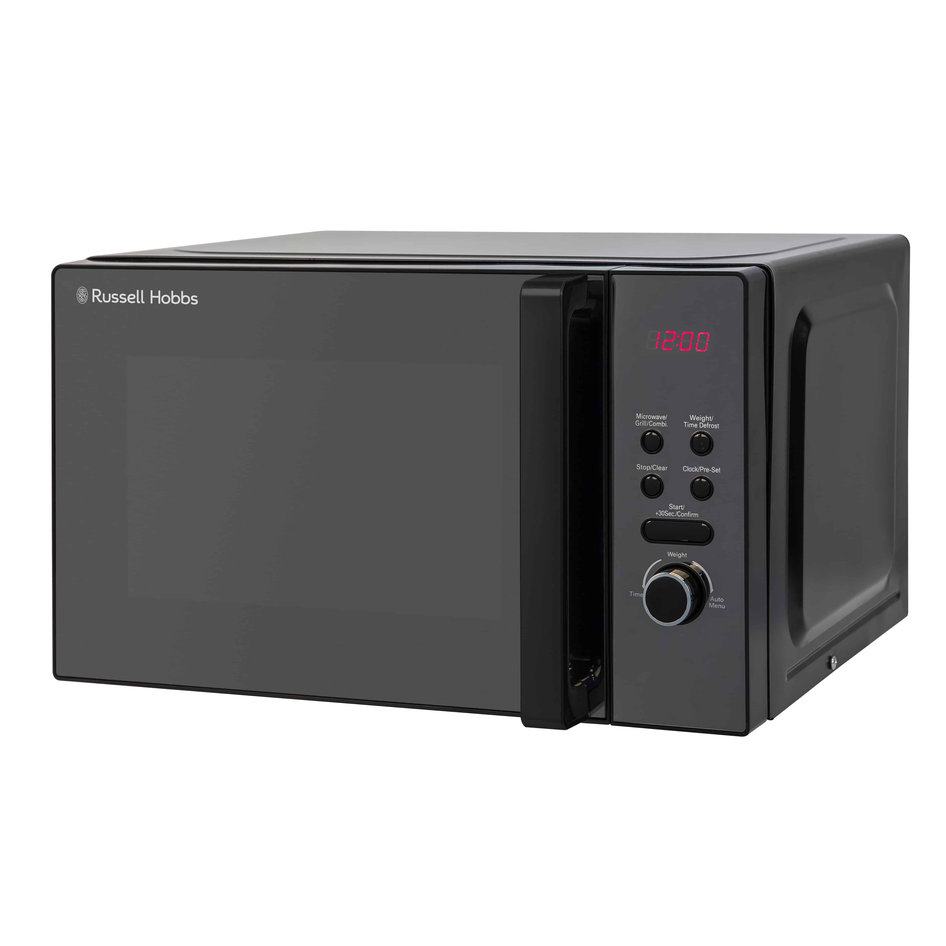 RH RHM2034B DIGITAL MICROWAVE WITH GRILL 20L BLACK