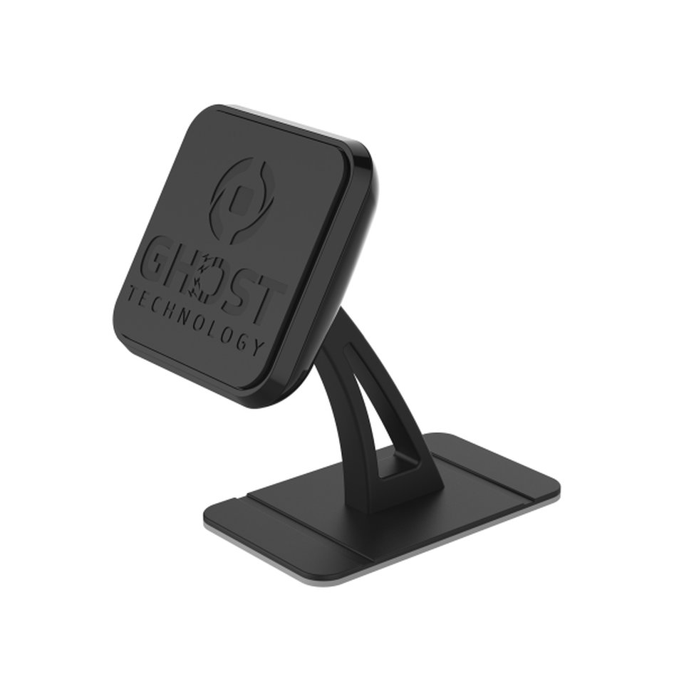 Celly Dashboard Magnetic Car Holder Μαύρο