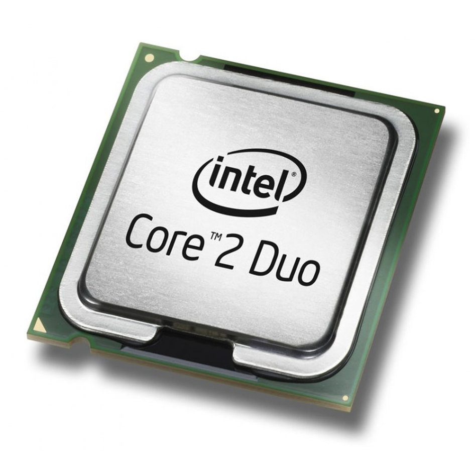INTEL used CPU Core 2 Duo E6550, 2.33GHz, 4M Cache, LGA775