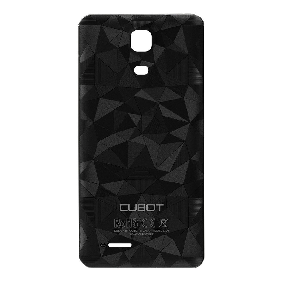 CUBOT Battery Cover για Smartphone P11, Black