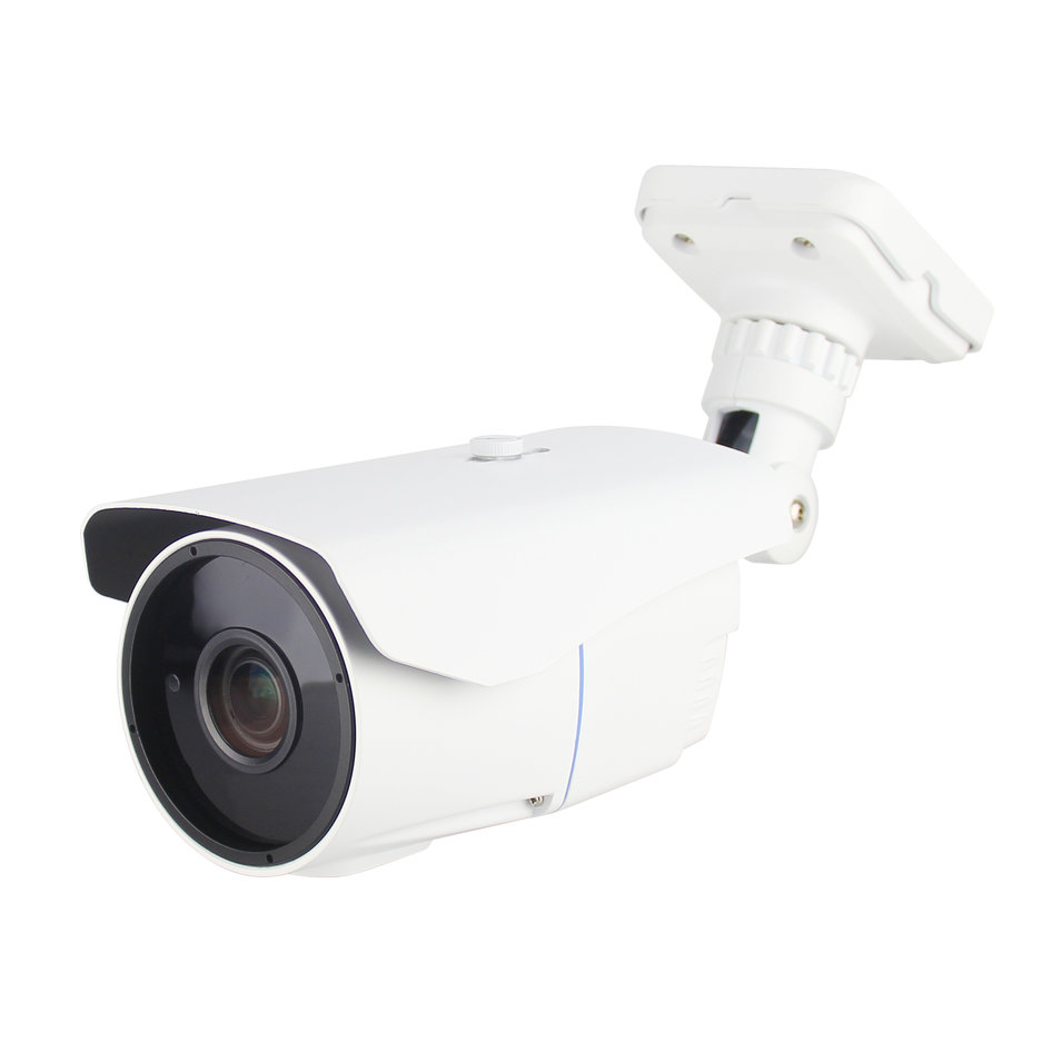 LONGSE Υβριδική Κάμερα CCTV-004 1080p Varifocal 2.8-12mm, IR 60M, metal