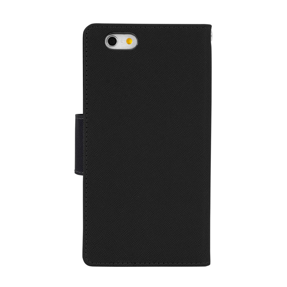 MERCURY Θήκη Fancy Diary για Samsung S8 Plus, Black