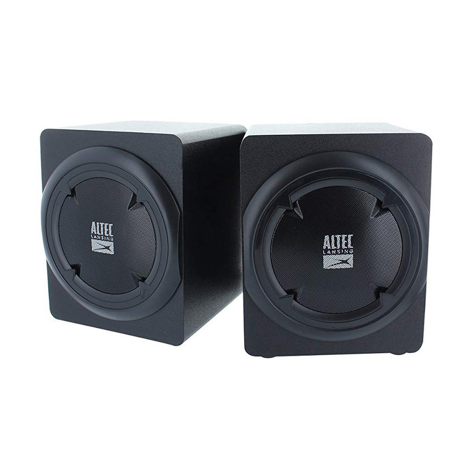 ALTEC LANSING ηχεία Helix, 2.1ch, 39W RMS, HD Audio, USB-SD, μαύρα