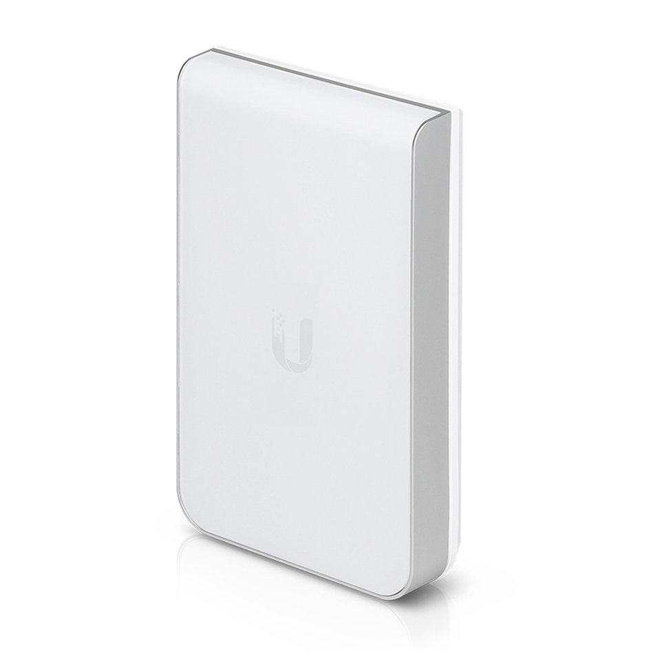 UBIQUITI Wi–Fi Access Point UAP-AC-IW, 3x GbE ports, 802.11ac, in wall