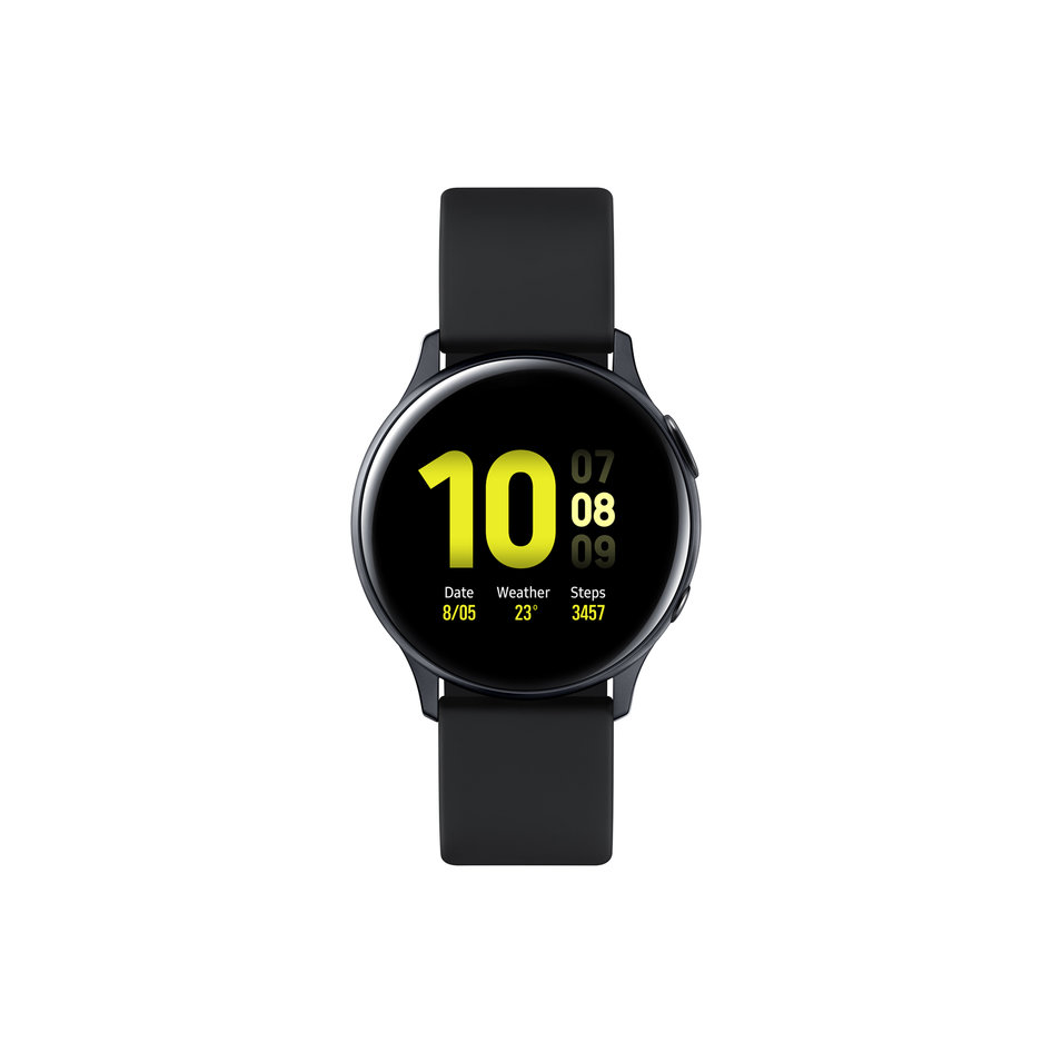 Samsung Galaxy Watch Active 2 Aluminum 40mm'' Black