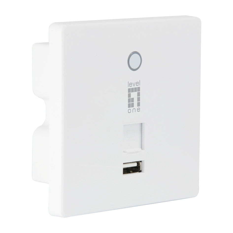 LEVELONE PoE Access point N300 WAP-6221, WiFi, 300Mbps, Ver.2.0